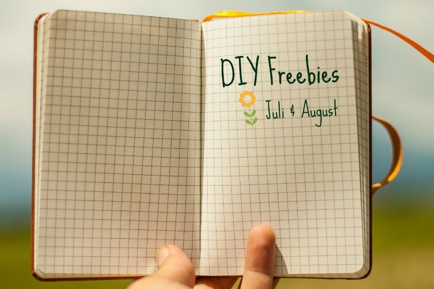 DIY Freebies Top Auswahl
